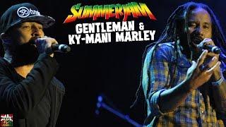 Gentleman & Ky-Mani Marley - Mama @SummerJam 2016