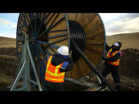 SALKHIT WIND FARM DOCUMENTARY MONGOLIAN