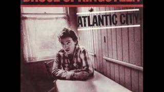 Watch Bruce Springsteen Atlantic City video