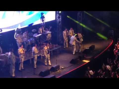 El Show De Banda Ms En Club Coliseo De Austin Tx 1 25 15