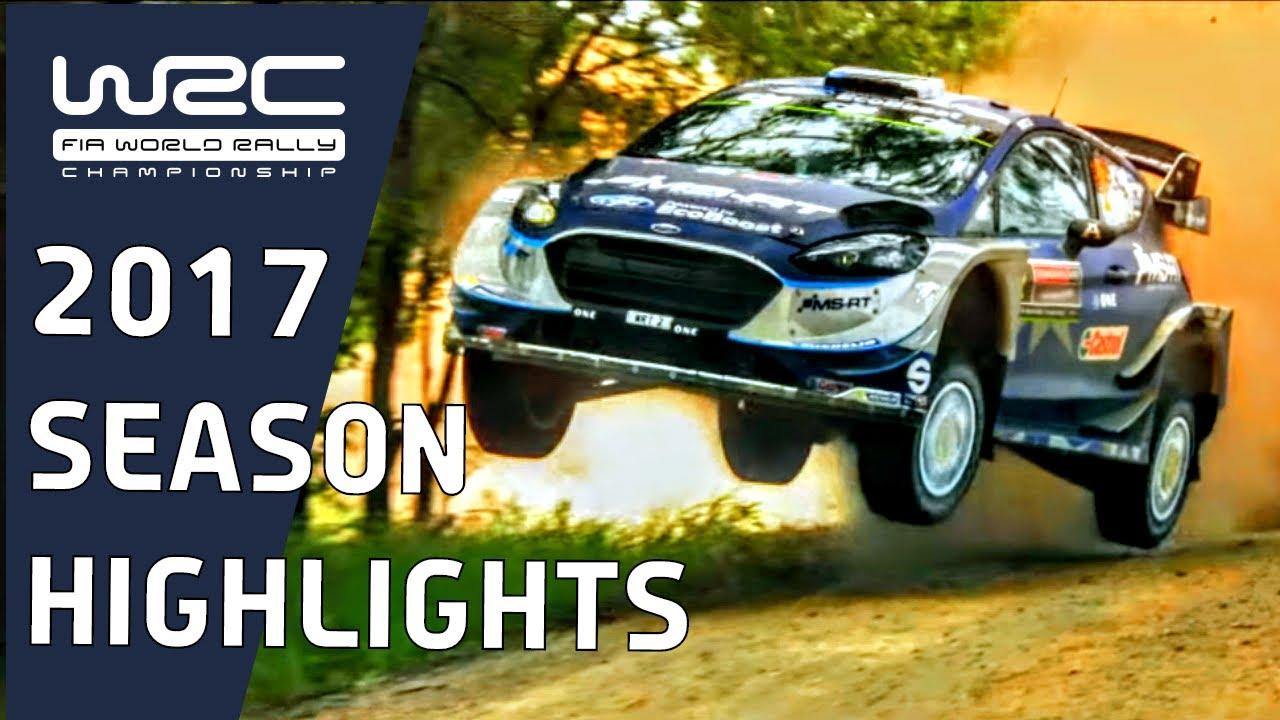 Spectacular WRC 2017 Season Recap