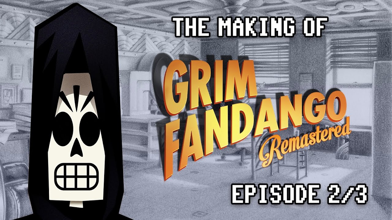 grim fandango remastered mac download free