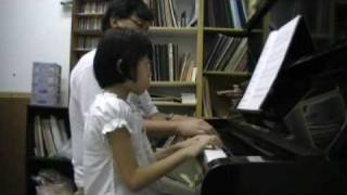 The Bus Drive for Piano (Malaysia)