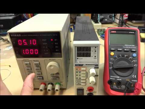Talking about and (sort of) reviewing the Korad KA3005P power supply