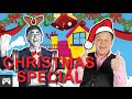 Christmas At Justins House Online Cbeebies Kids Game