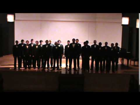 I Lift Up My Eyes - 2013 Lycoming Tour Choir Homecoming Concert
