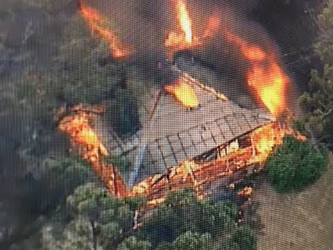 Victoria bushfires: Bunyip Park fire 'worse than Black Saturday' blaze #vicfires