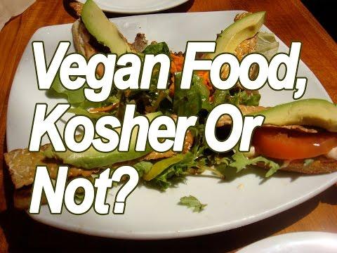 Is Vegan Food Always Kosher?