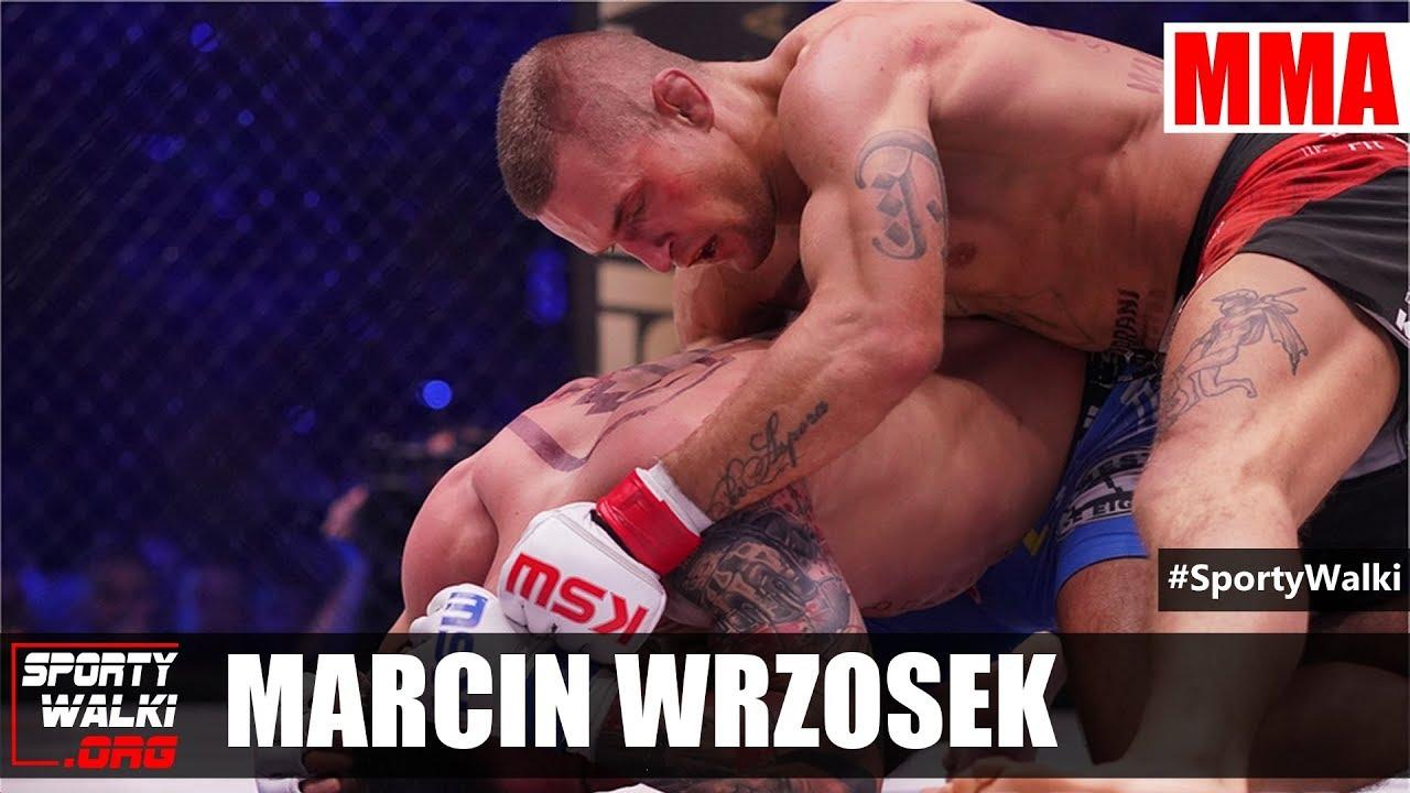 Marcin Wrzosek: Jakieś łachudry pożary mi cały sernik
