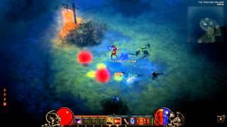 Diablo 3: PC Max Ultra Graphic Settings 1080p