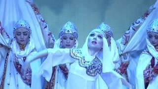 """Национальный балет """"Кострома"""" Номер:""""Молитва""""   National Russian Show. Dance:""""Prayer"""""""