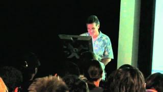 Mike Polvani Animation Vortrag bei AI Santa Monica Teil II