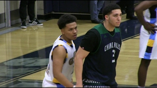 LiAngelo Ball Scores the easiest  60 Points of his LIFE | Chino Hills vs Los Osos