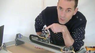 La Minute CNCFAB n°1 : câblage d'un moteur pas à pas