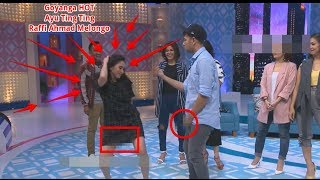 Download Video Goyangan Hot Ayu Ting Ting Buat Raffi Ahmad Terkesima MP3 3GP MP4