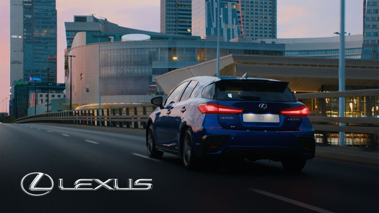 lexus ct f sport 2018 say yes to the city youtube. Black Bedroom Furniture Sets. Home Design Ideas