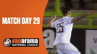 National League Highlights: Match Day 29 | BT Sport