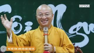 Khái niệm đạo sư trong Phật giáo - TT. Thích Nhật Từ