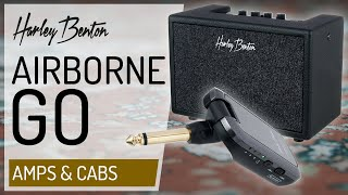 Harley Benton - AirBorne GO - The Ultimate Bedroom Amp -