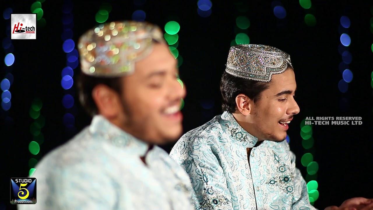 HASHMI BROTHERS - MEIN MEDINE CHALI AAN - HI-TECH ISLAMIC NAAT