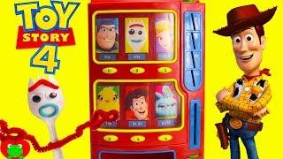Toy Story 4 Vending Machine Surprises