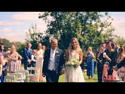 Lysette & Chris || Wedding Highlights || Jellyfish Video Productions