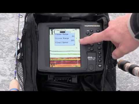 Using a HUMMINBIRD Sonar as a GPS for fishing | FunnyCat TV