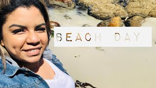 BEACH DAY IN CAPE TOWN **OFFICIALLY ON HOLIDAY**