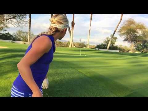 Short Game Accuracy Tip – Amy Nordeen, PGA