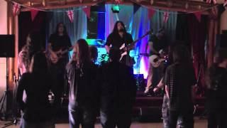 Old Corpse Road - live at the Rifle Club, Whitby, 1 June 2012 - full set
