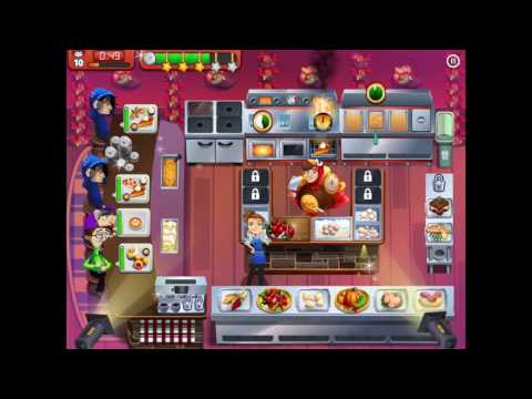 5S&ACS: Party Fowl - Season 4 - Episode 7 & 8 (Cooking Dash 2016)