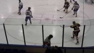 Feb.1/15 Jake Joosten save and Todd Winder makes it  3-0