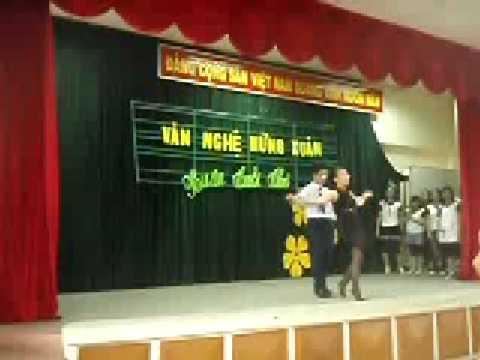 10A (2008-2009) PTNK lien khuc into the new world + scandal + vu dieu france cho anh + ngay xuan long phung sum vay