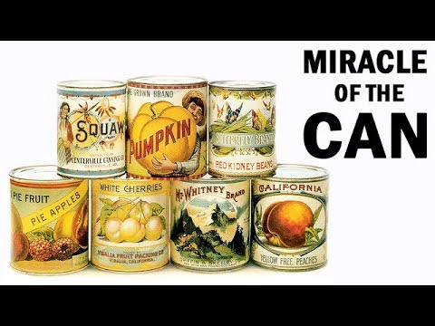 How Canned Food Changed America: Miracle of the Can | Vintage Documentary | ca. 1956
