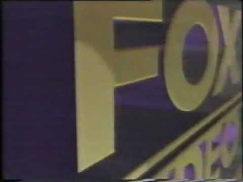 1993 1995 fox video logo higher quality youtube. Black Bedroom Furniture Sets. Home Design Ideas