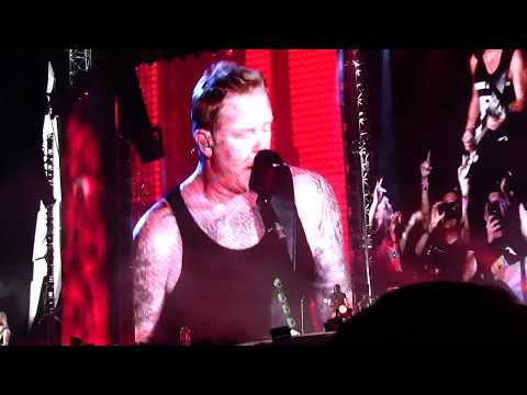 Metallica *NOW THAT WE'RE DEAD* FULL HD Montreal, QC July 19, 2017