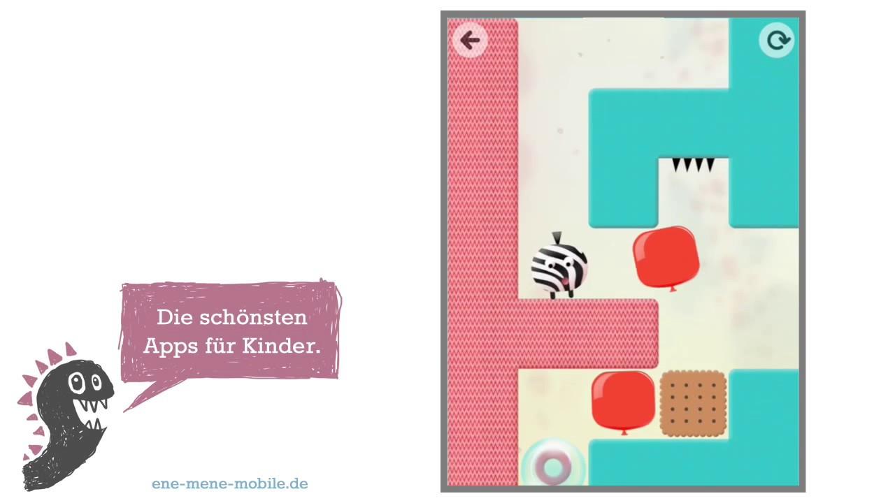 Lustige Spiele App Für Kinder Thinkrolls App Vorschau