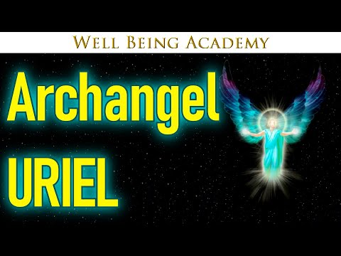 🕊️ Let Archangel Uriel's Wisdom Guide You On Your Life Path And Release Your Stress ☯ 077
