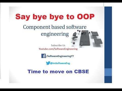 Component Based Software Development   Software Engineering   Hindi - Urdu