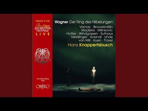 Die Walküre, WWV 86b, Act II: Act II Scene 1: Prelude - Nun Zaume Dein Ross, Reisige Maid! (Wotan)