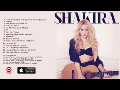 Preview | Shakira. (Deluxe Version)