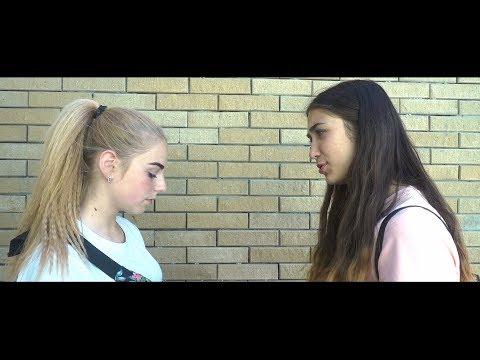 ПОДРУГА ФИГНЯ - Дочка читает рэп video baby (Премьера клипа, 2018)