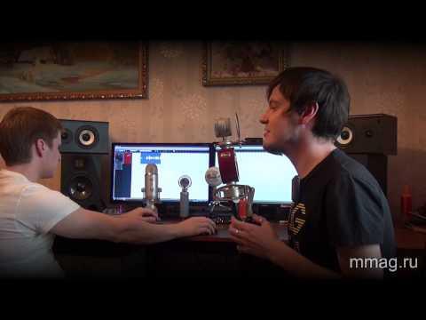 mmag.ru: Тест пяти микрофонов Blue Microphones - видео-обзор