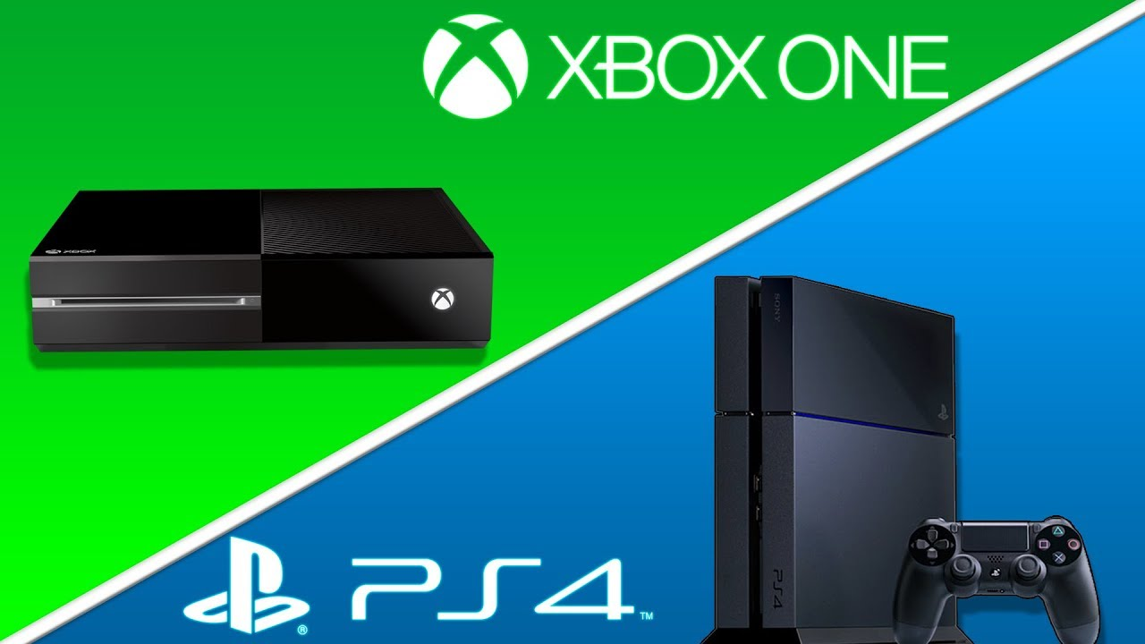 PS4 vs Xbox One in Sales