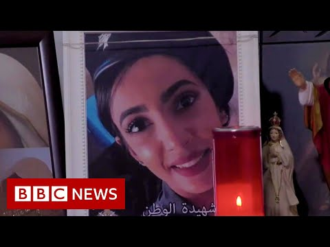 Beirut explosion: 'Who could replace her?' - BBC News