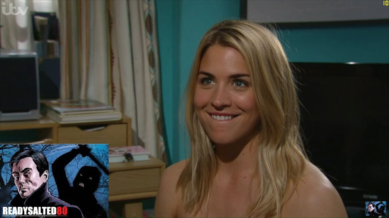 Charity dingle topless or naked