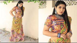 #GRWM | Garba Get Ready With Me | Navratri Special | Makeup, Hair & Outfit | Shreya Jain