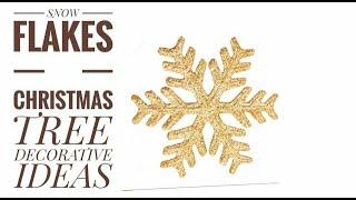 DIY Snowflake | How to make Snowflake | DIY  | Fawaz Tech