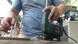 PST54 Бош - монтаж лезо