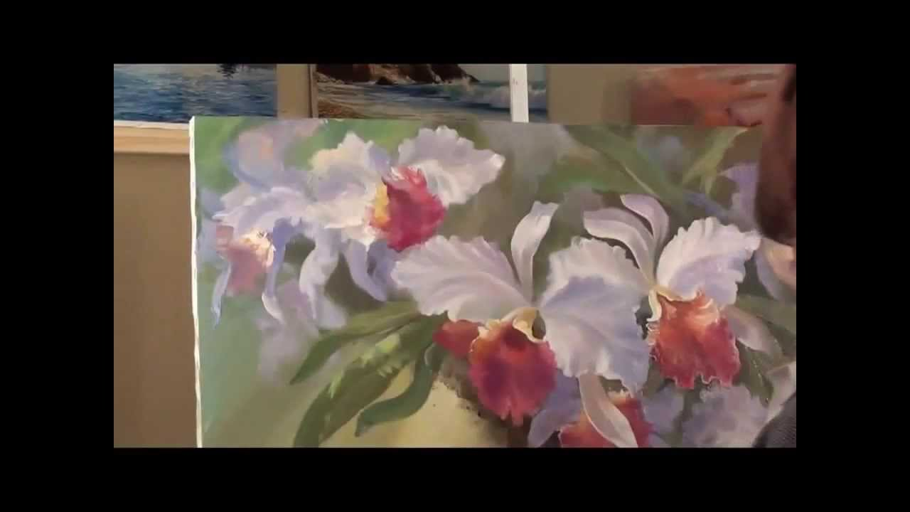 Video Tutorial Pittura a olio I.Saharova Imparare a disegnare - YouTube